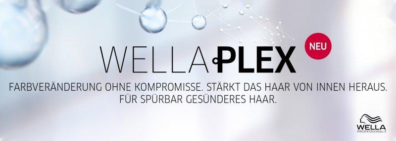 Wellaplex Farbveränderung ohne Kompromisse Plex und Bond Service