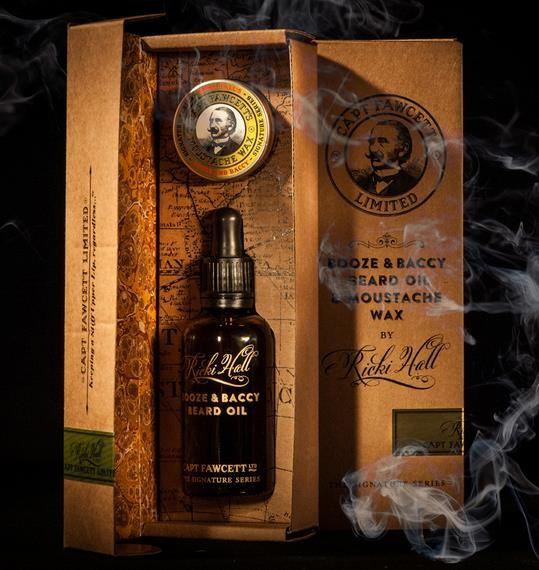 Captain Fawcett Ricki Hall Gift Set
