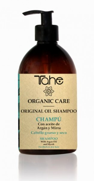 Original Oil Shampoo 0,5l