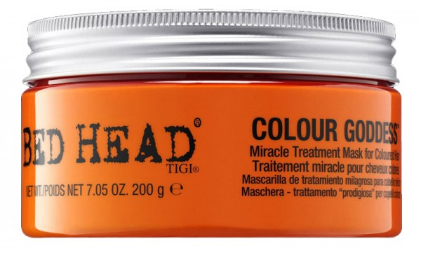 BED HEAD Colour Goddess Miracle Treatment Mask, 200 g