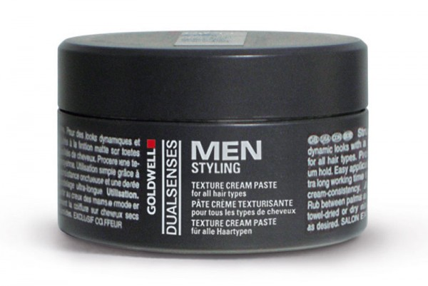 Dualsenses Men Texture Cream Paste, 100 ml