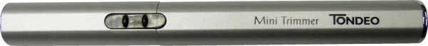 Tondeo Mini Trimmer silver