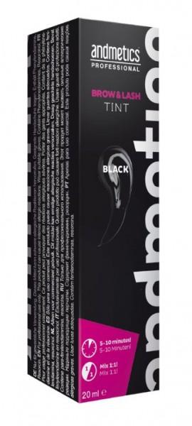 Brow & Lash Tint schwarz