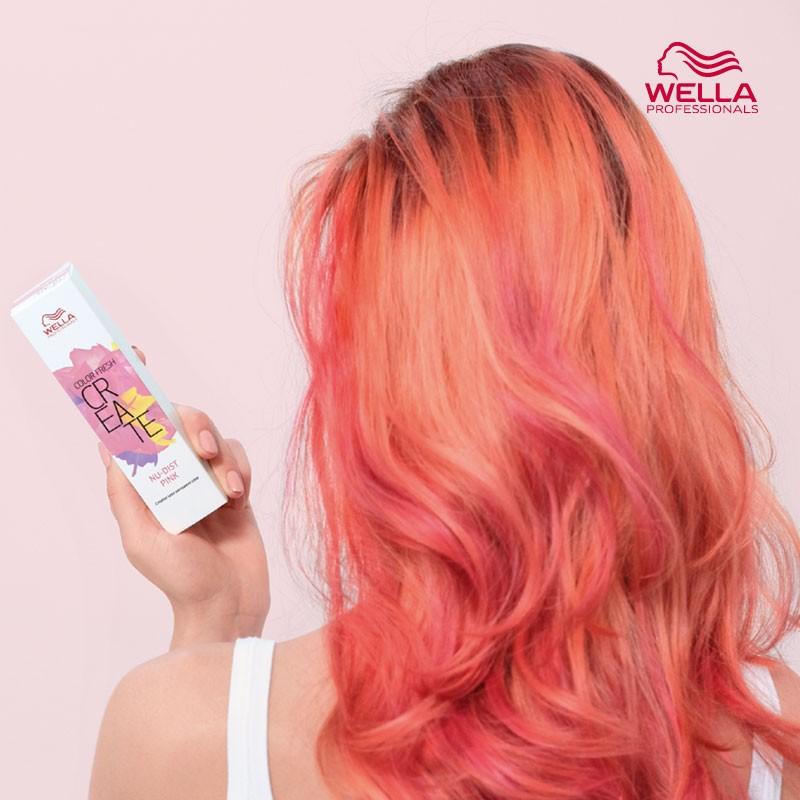Wella Color Fresh Create direktziehende Haarfarben