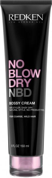 No Blow Dry Bossy Cream für dickes Haar