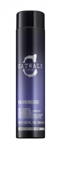 CATWALK Fashionista Violet Shampoo, 300 ml