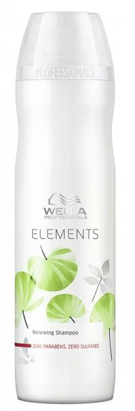 Wella Professionals Care Elements Shampoo, 250 ml