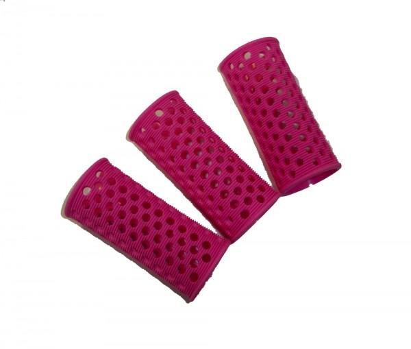 Super FL Wasserwellwickler pink 27 mm 10 Stück